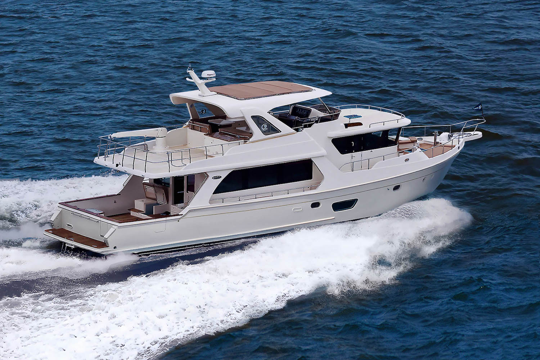 Selene 59 Ocean Clipper Ocean Trawler With Grace
