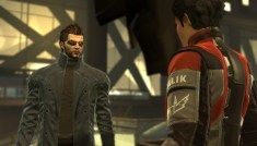 Adam Jensen and Faridah Malik