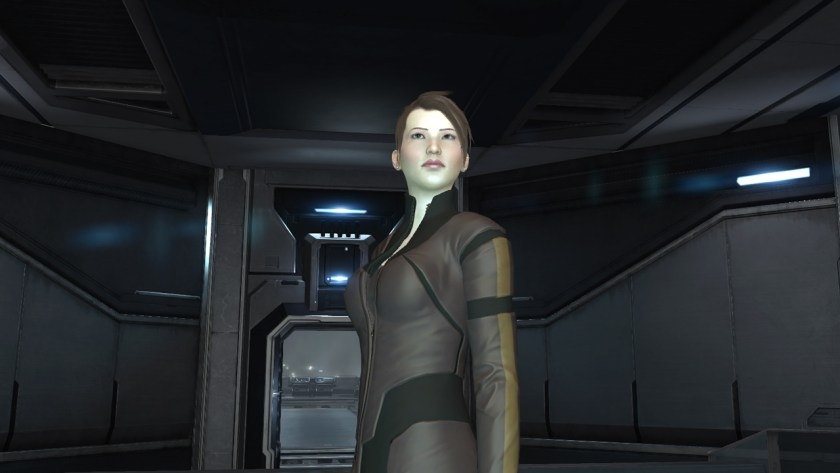 Deianira Galactrix of the Amarr Empire in Eve Online