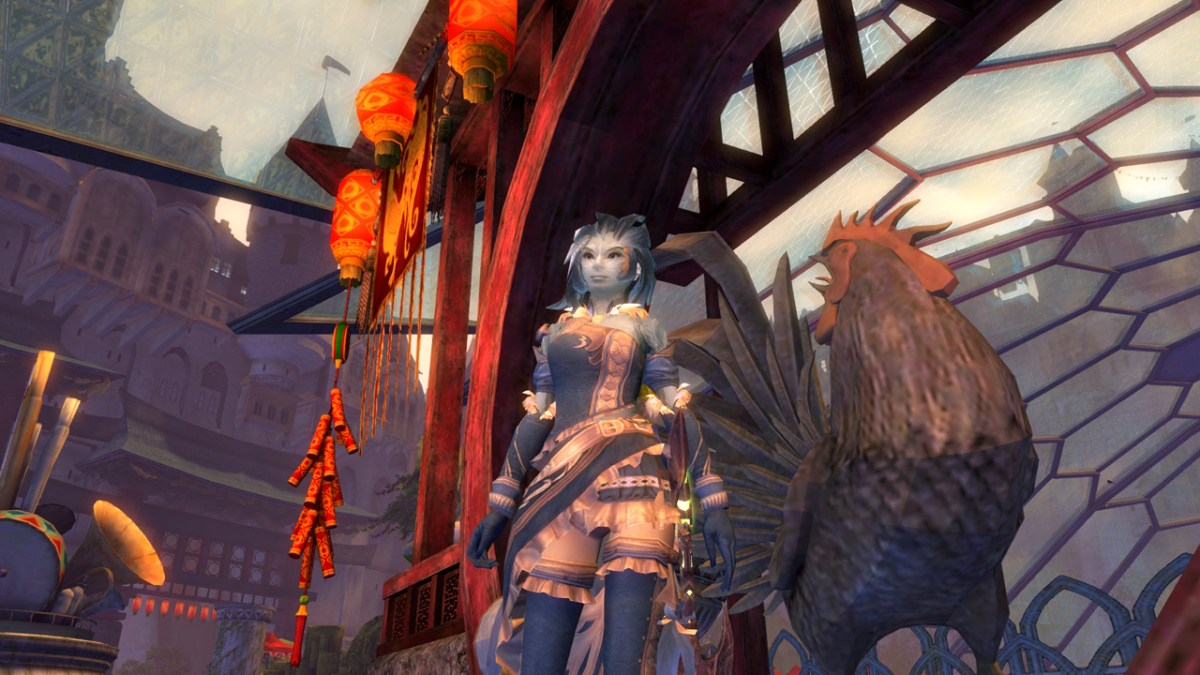 Lunar New Year of the Rooster in Guild Wars 2