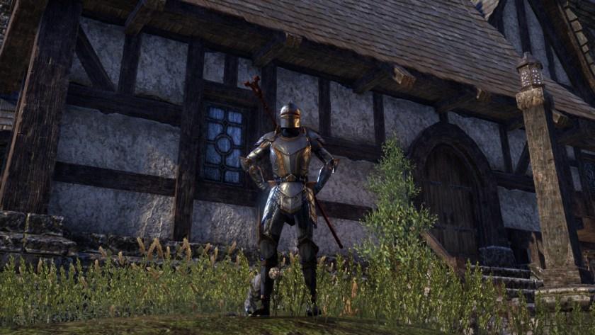 Captain Margaux's Place in The Elder Scrolls Online