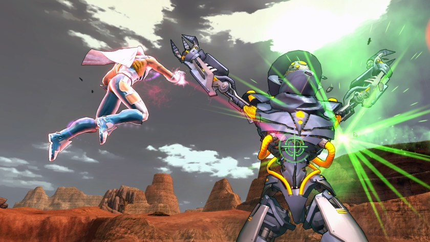 Mechanon Liberator in Champions Online