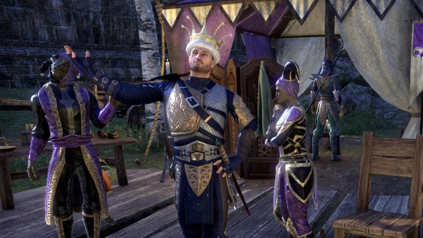 Crown of Misrule from the Jester's Festival in The Elder Scrolls Online