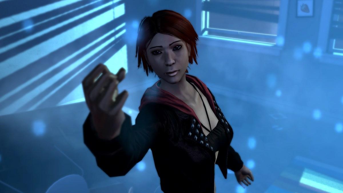 Diaochan acquiring her powers in Secret World Legends