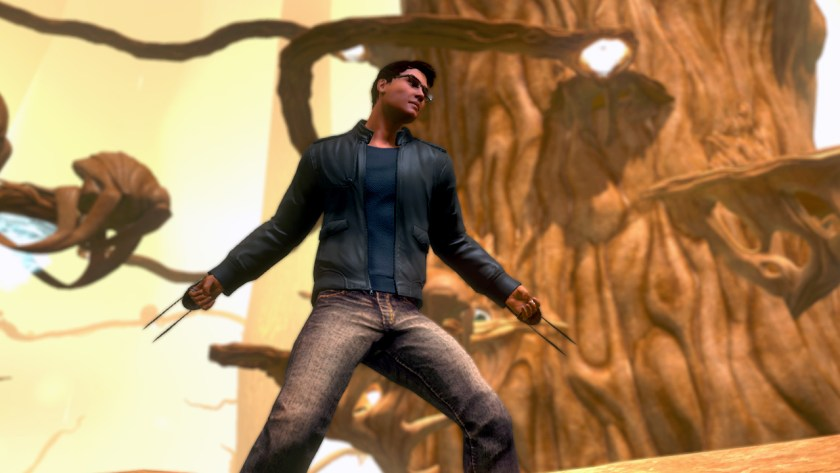 Salubrio in Agartha, in Secret World Legends
