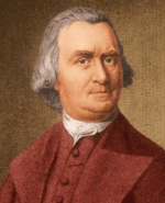 """Father of the American Revolution"" -- Samuel Adams"