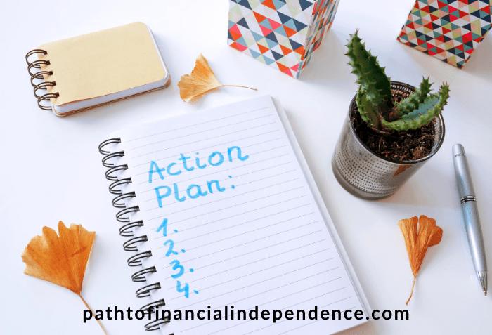 Always make a plan