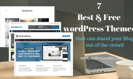 7 Free and Responsive WordPress Themes For 2018 | Blogger's Choice