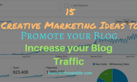 15 Creative Marketing Ideas for Blogs to Promote | Increase Blog Traffic