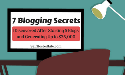 7 Shocking Secrets I Discovered After Starting 5 Blogs and Making Up to $35K