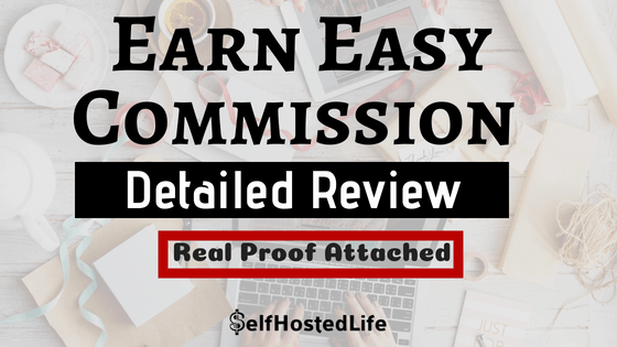 "Earn Easy Commission Review | Not a Scam | ""See Real Proof"""