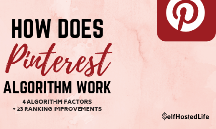 "How Does Pinterest Algorithm Work ? ""23 Algorithm Improvements to Rank High"""
