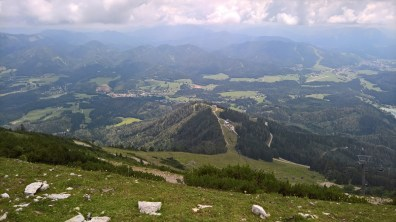 View from Gemeindealpe