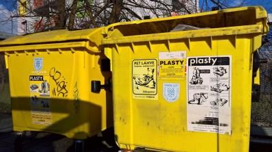 Kontejnery na plasty