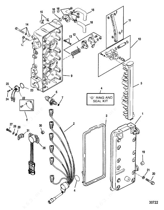 Cat C15 Engine Schematic