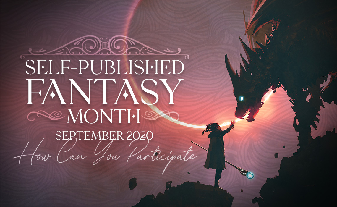 Self-Published Fantasy Month September 2020