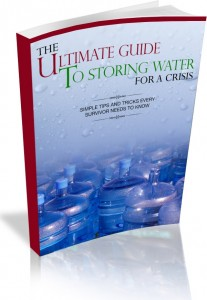 Water 3D book cover -1