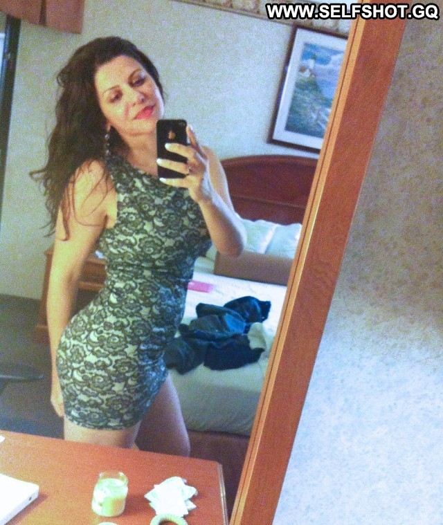 Brittany Private Pictures Selfie Big Boobs Brunette Hot Self Shot