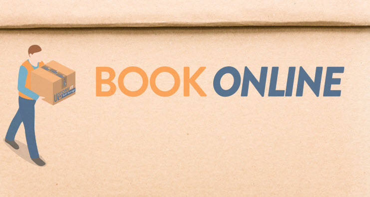 Book online with U Store it Self Storage Canyon Lake.