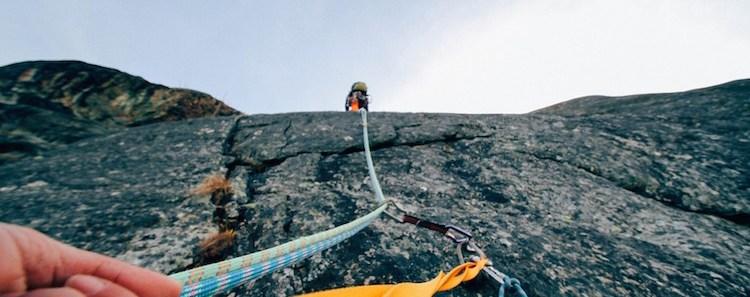 Mountain Climbing Rope