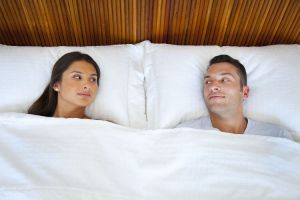 Don't jump straight back into the marital bed