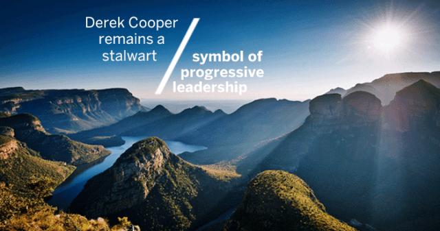 Derek Cooper Scholarship