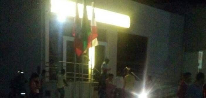 Bandidos explodem agência do Banco do Brasil em Utinga