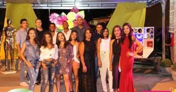 Confira como foi o primeiro desfile de moda em Ibiquera