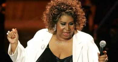 Morre Aretha Franklin aos 76 anos, considerada a rainha do soul