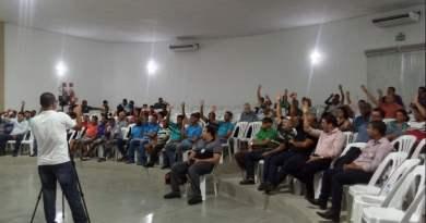 Andaraí sediou encontro regional sobre a situação do Rio Utinga