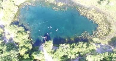 Conheça o Olho D'água do Beira Rio em Nova Redenção