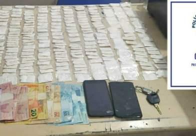 CIPE Chapada apreende mais de 300 papelotes de cocaína em Nova Cruz – Macajuba