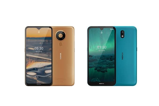 Nokia 5.3 and Nokia 1.3: two new smartphones for all budget