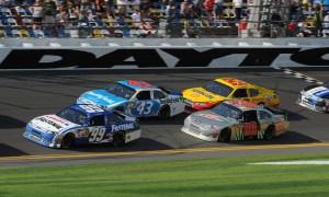 Daytona 500 race cars
