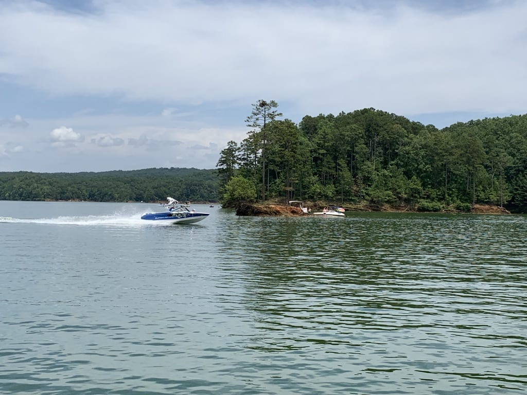 Carters Lake In Ellijay Georgia And Homes For Sale Sellect Realty