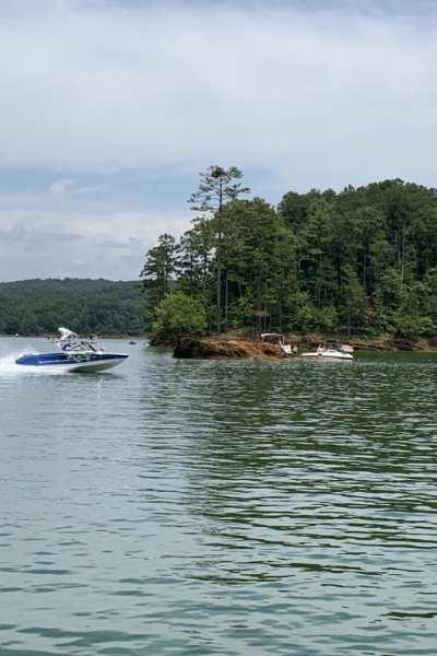 Carters Lake Ellijay Ga