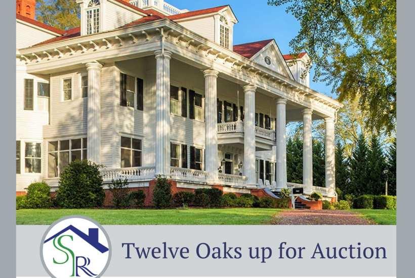 GWTW Sellect Realty Twelve oaks for sale