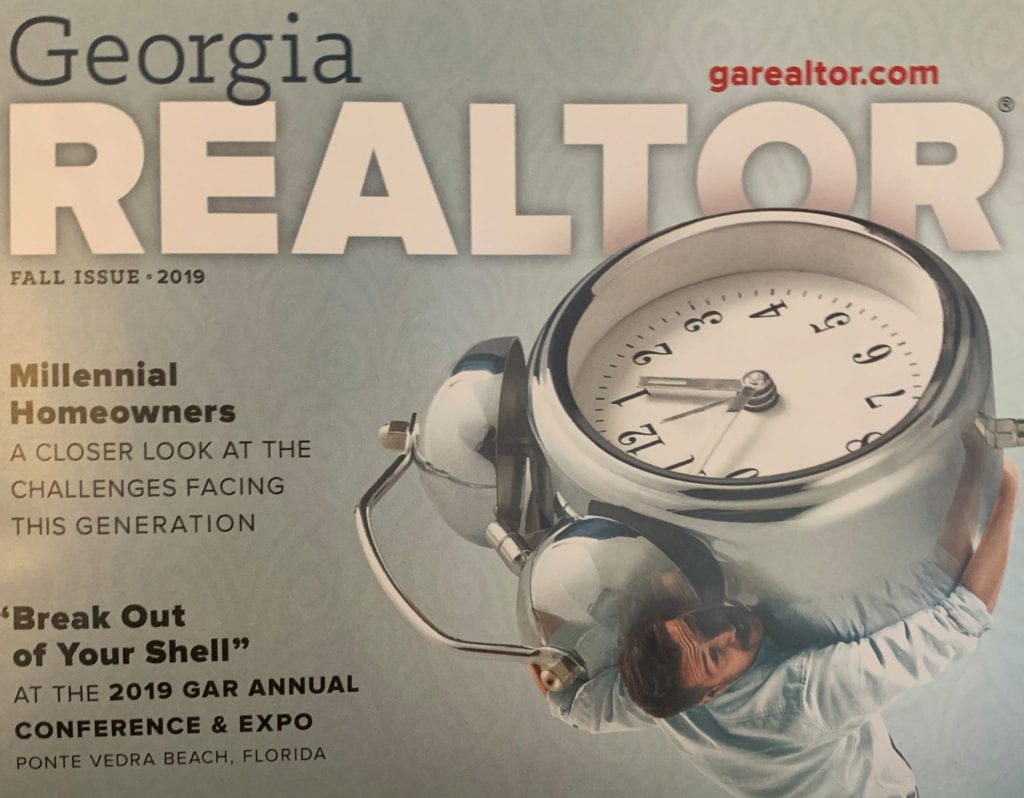 Georgia Realtor Magazine Sellect Realty Cobb Real Estate