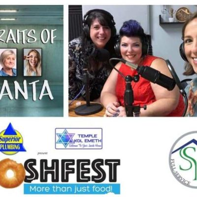 Noshfest Organizers on Portraits of Atlanta
