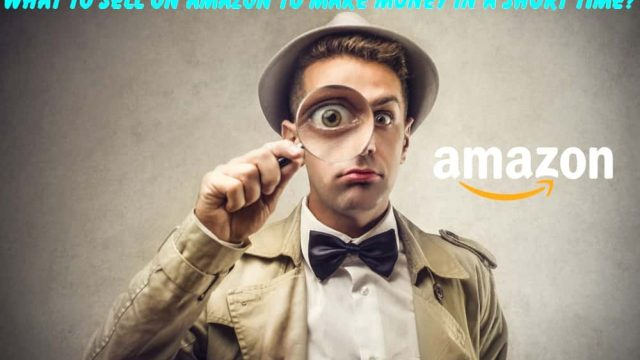 what can i sell on amazon to make money