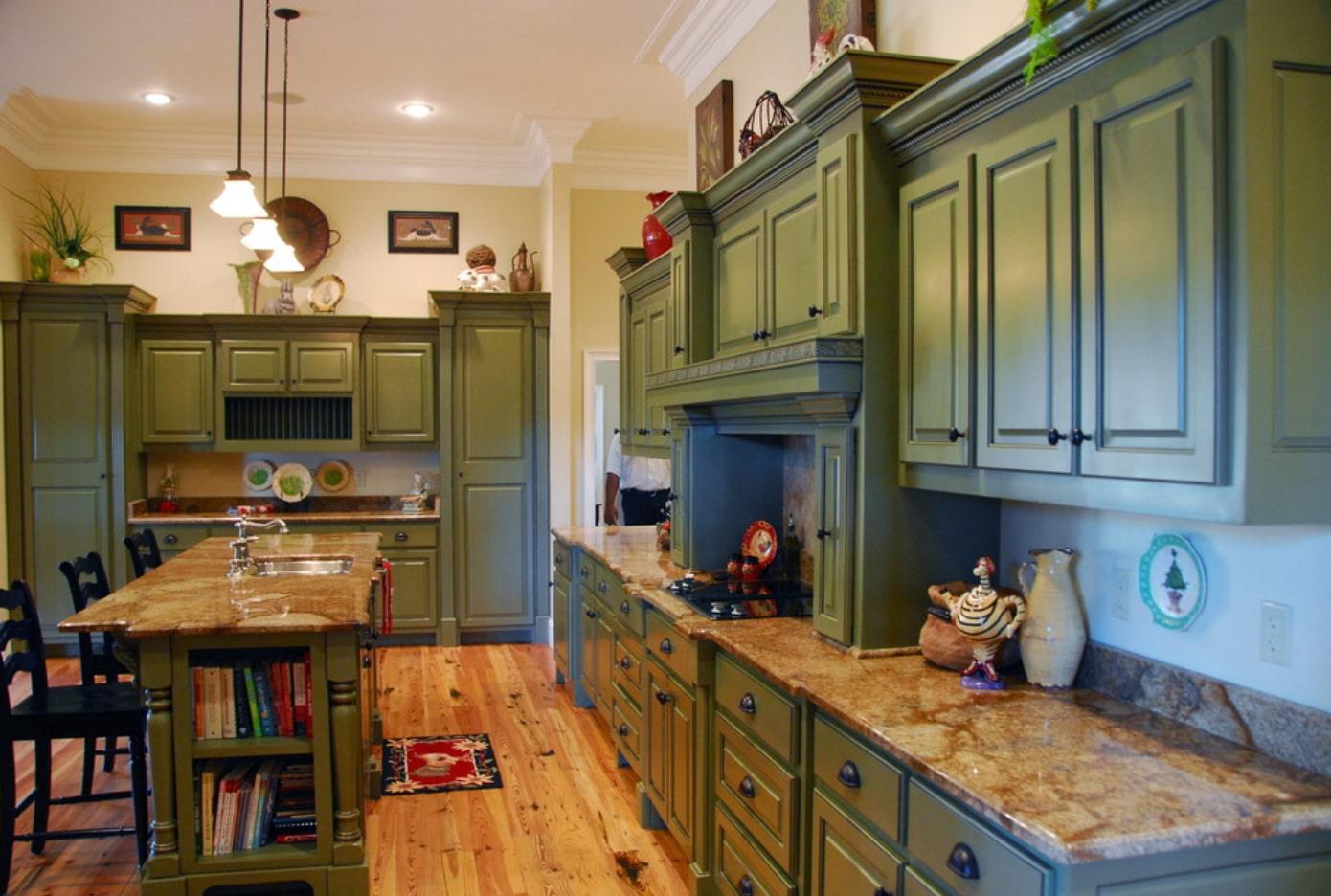 All About Granite Countertops - Sellers on Kitchen Farmhouse Granite Countertops  id=26338