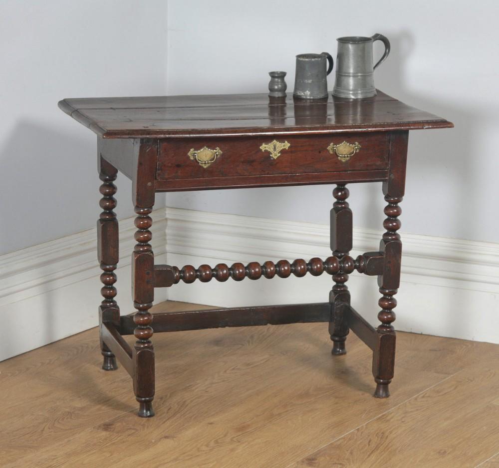 antique english 17th century charles ii