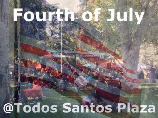 Fourth of July at Todos Santos