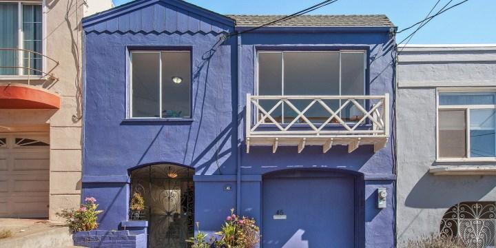 SOLD – 45 Arnold Ave., San Francisco CA 94110