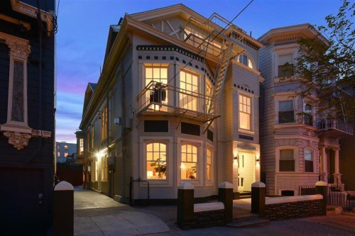 SOLD - 835 Cole Street #4, San Francisco CA 94117
