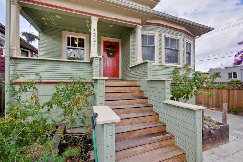 SOLD - 4221 West Street Oakland CA 94608