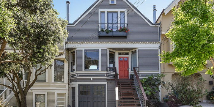 SOLD – 825 Alvarado Street, San Francisco CA 94114