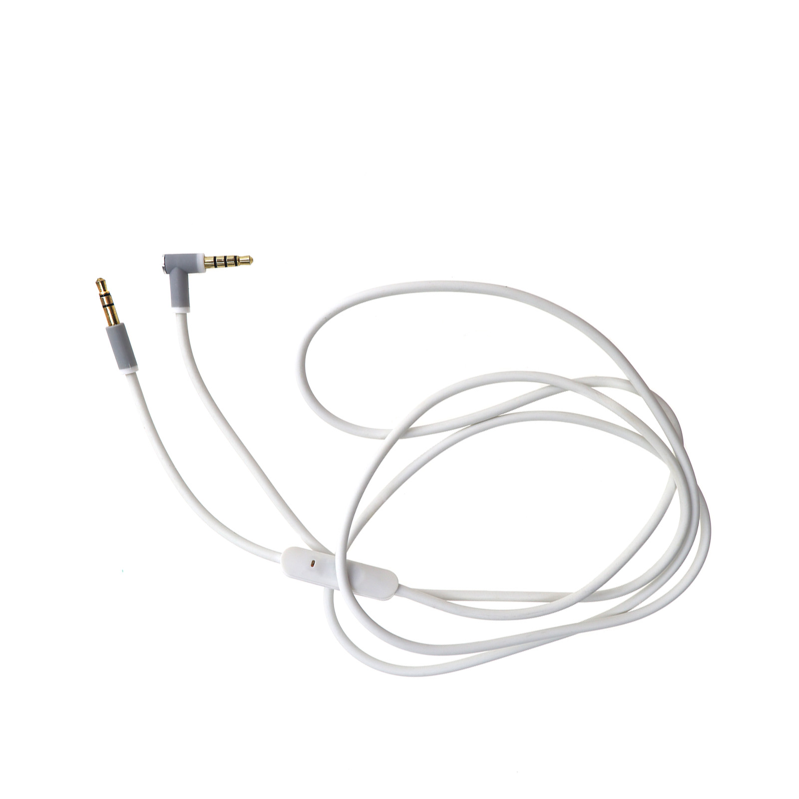 Replacement Audio Headphones Mic Cable 3 5mm Aux Cord Jack