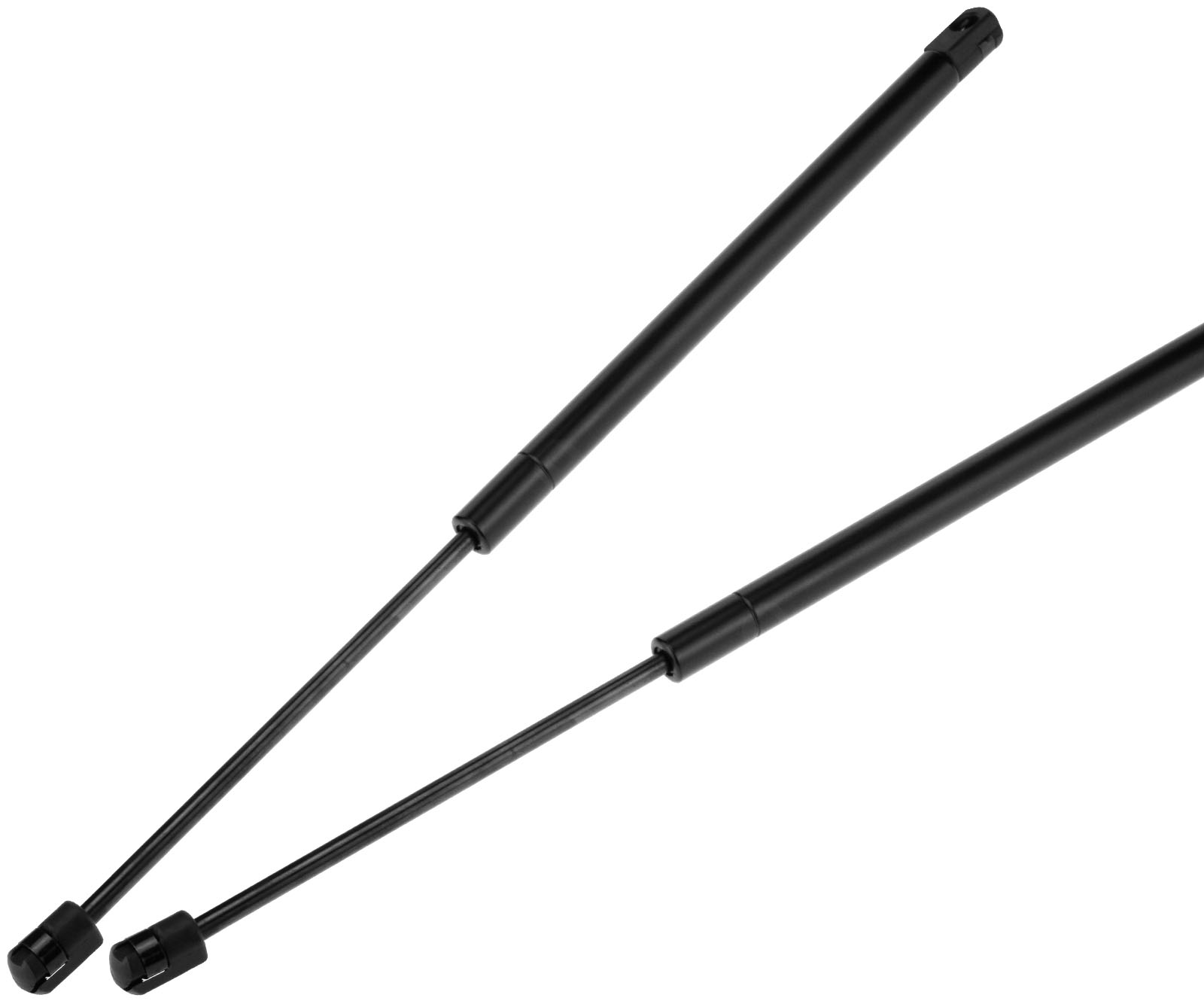 Pair Of Tailgate Boot Struts Gas Springs Holder For