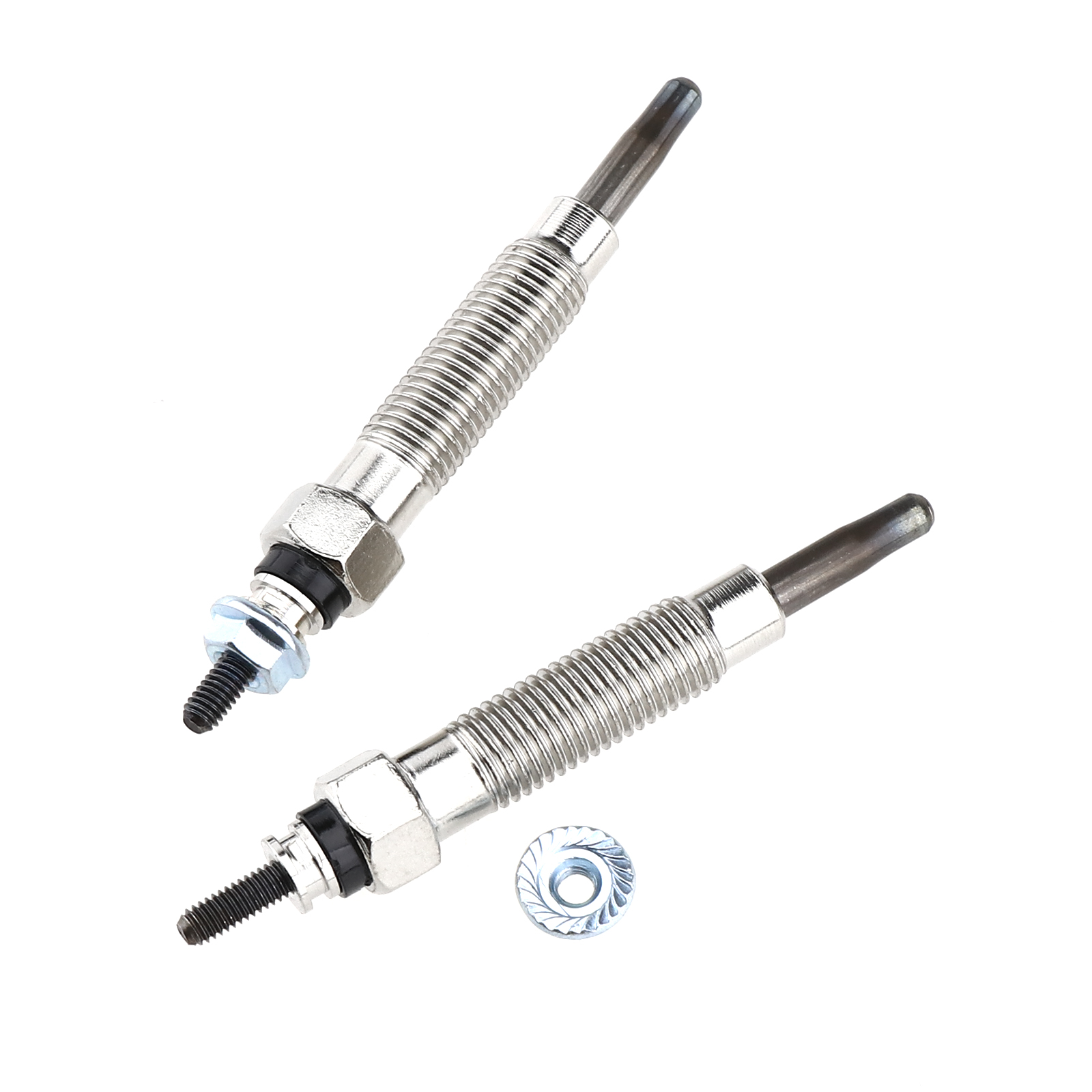 4xsel Heater Glow Plugs For Mitsubishi Challenger L200